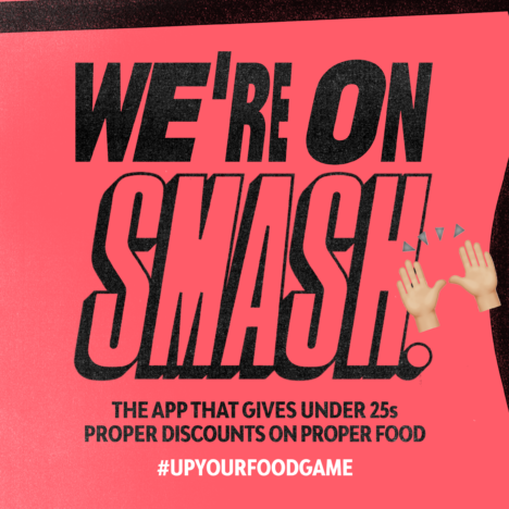 Sproud Official Founding Partner of SMASH, The Healthy Food App